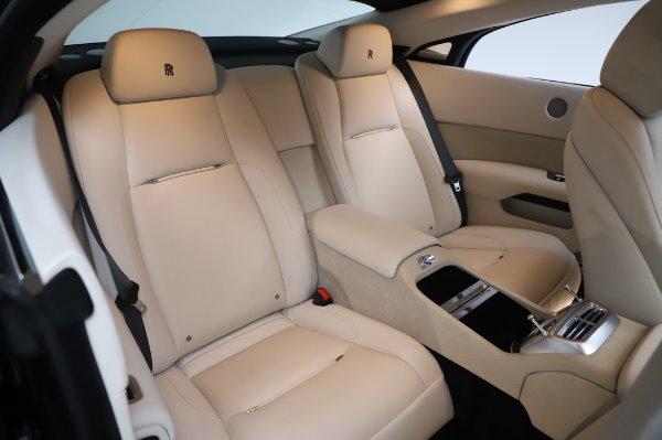 Used 2015 Rolls-Royce Wraith Base for sale $168,900 at Alfa Romeo of Westport in Westport CT 06880 15