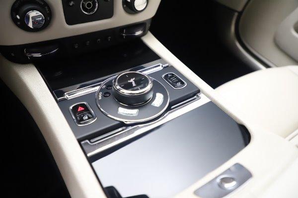Used 2015 Rolls-Royce Wraith Base for sale $168,900 at Alfa Romeo of Westport in Westport CT 06880 19