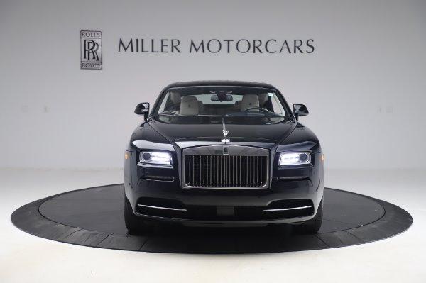 Used 2015 Rolls-Royce Wraith Base for sale $168,900 at Alfa Romeo of Westport in Westport CT 06880 2