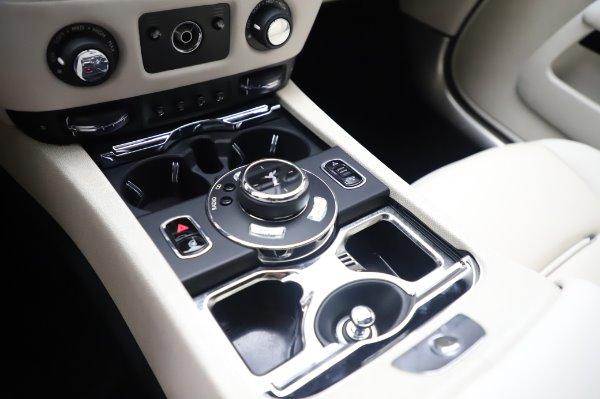 Used 2015 Rolls-Royce Wraith Base for sale $168,900 at Alfa Romeo of Westport in Westport CT 06880 20
