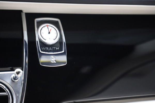Used 2015 Rolls-Royce Wraith Base for sale $168,900 at Alfa Romeo of Westport in Westport CT 06880 23