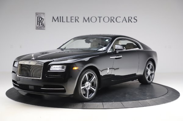 Used 2015 Rolls-Royce Wraith for sale Call for price at Alfa Romeo of Westport in Westport CT 06880 3