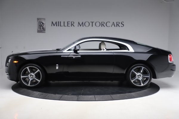 Used 2015 Rolls-Royce Wraith for sale Call for price at Alfa Romeo of Westport in Westport CT 06880 4