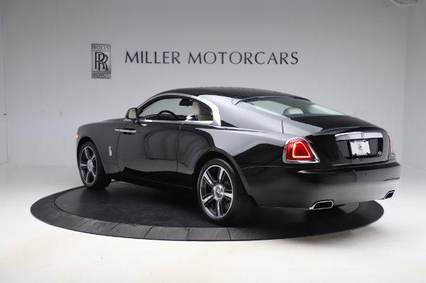 Used 2015 Rolls-Royce Wraith Base for sale $168,900 at Alfa Romeo of Westport in Westport CT 06880 5