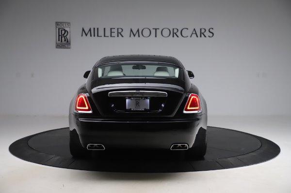 Used 2015 Rolls-Royce Wraith Base for sale $168,900 at Alfa Romeo of Westport in Westport CT 06880 6