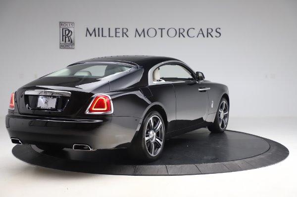 Used 2015 Rolls-Royce Wraith Base for sale $168,900 at Alfa Romeo of Westport in Westport CT 06880 7
