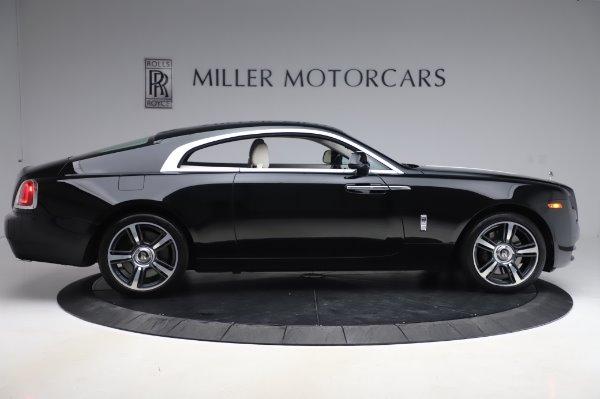 Used 2015 Rolls-Royce Wraith Base for sale $168,900 at Alfa Romeo of Westport in Westport CT 06880 8
