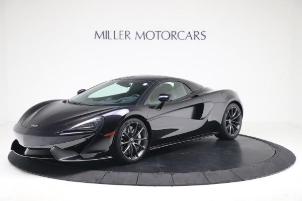 Used 2019 McLaren 570S Spider for sale Call for price at Alfa Romeo of Westport in Westport CT 06880 10