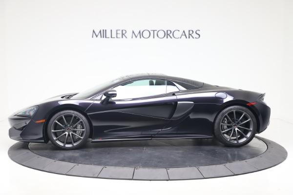 Used 2019 McLaren 570S Spider for sale Call for price at Alfa Romeo of Westport in Westport CT 06880 11