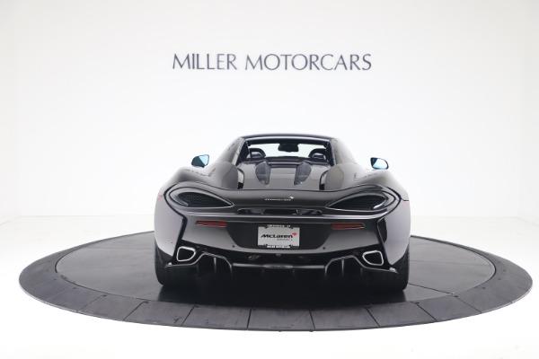 Used 2019 McLaren 570S Spider for sale Call for price at Alfa Romeo of Westport in Westport CT 06880 13