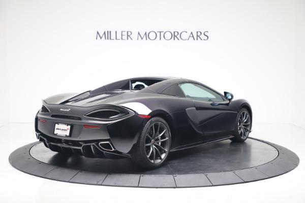 Used 2019 McLaren 570S Spider for sale Call for price at Alfa Romeo of Westport in Westport CT 06880 14