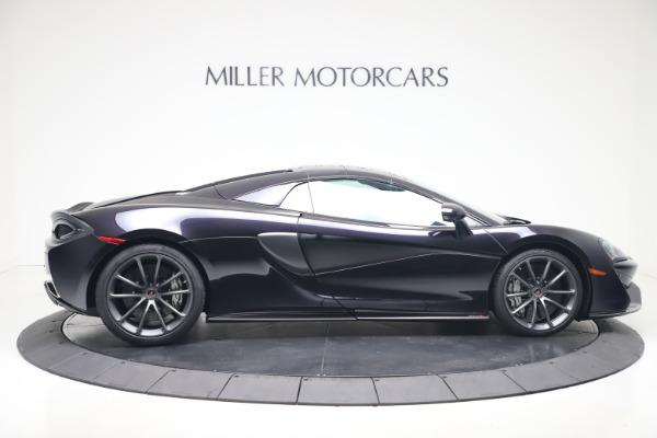 Used 2019 McLaren 570S Spider for sale Call for price at Alfa Romeo of Westport in Westport CT 06880 15