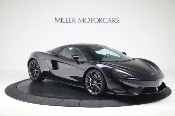 Used 2019 McLaren 570S Spider for sale Call for price at Alfa Romeo of Westport in Westport CT 06880 16