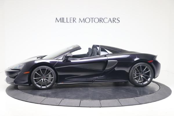 Used 2019 McLaren 570S Spider for sale Call for price at Alfa Romeo of Westport in Westport CT 06880 2