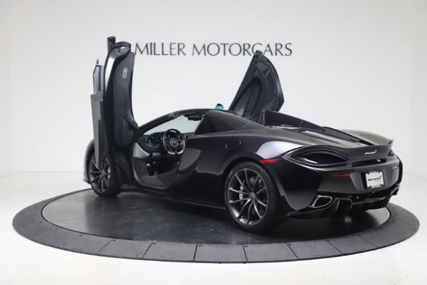 Used 2019 McLaren 570S Spider for sale Call for price at Alfa Romeo of Westport in Westport CT 06880 20