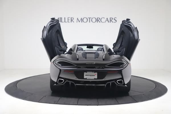 Used 2019 McLaren 570S Spider for sale Call for price at Alfa Romeo of Westport in Westport CT 06880 21