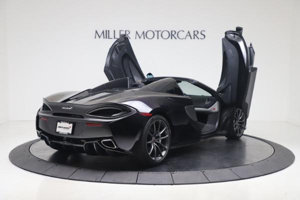 Used 2019 McLaren 570S Spider for sale Call for price at Alfa Romeo of Westport in Westport CT 06880 22