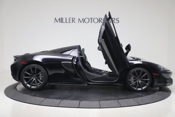Used 2019 McLaren 570S Spider for sale Call for price at Alfa Romeo of Westport in Westport CT 06880 23