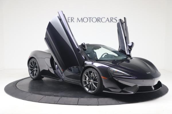 Used 2019 McLaren 570S Spider for sale Call for price at Alfa Romeo of Westport in Westport CT 06880 24