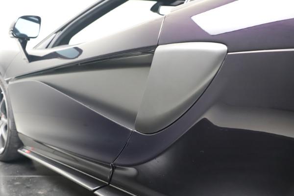 Used 2019 McLaren 570S Spider for sale Call for price at Alfa Romeo of Westport in Westport CT 06880 26