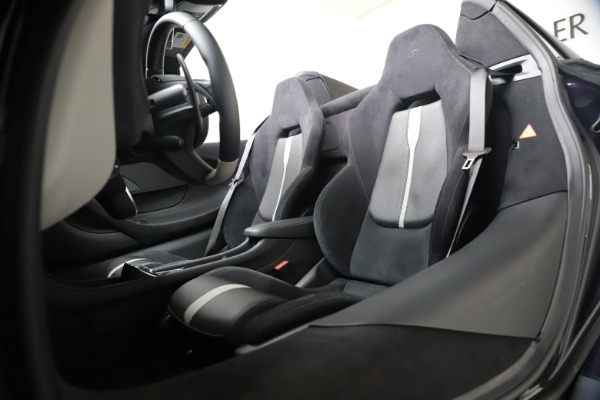 Used 2019 McLaren 570S Spider for sale Call for price at Alfa Romeo of Westport in Westport CT 06880 28