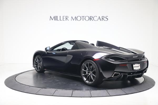 Used 2019 McLaren 570S Spider for sale Call for price at Alfa Romeo of Westport in Westport CT 06880 3