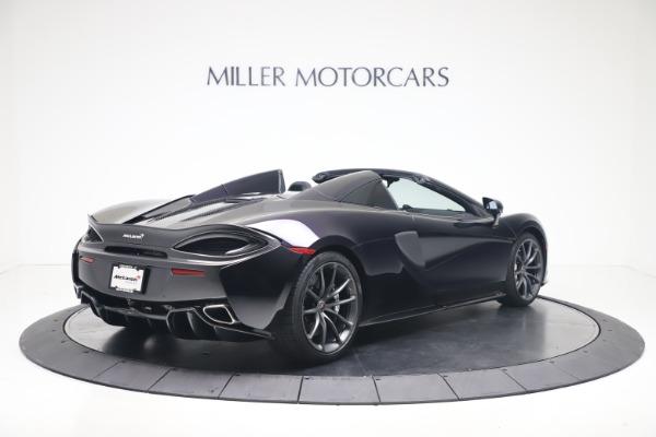 Used 2019 McLaren 570S Spider for sale Call for price at Alfa Romeo of Westport in Westport CT 06880 5