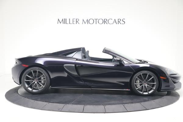 Used 2019 McLaren 570S Spider for sale Call for price at Alfa Romeo of Westport in Westport CT 06880 6