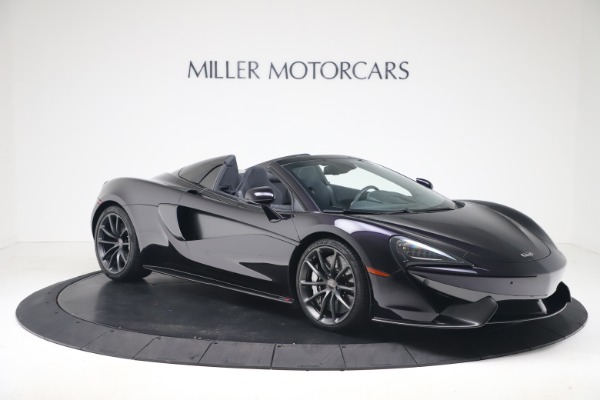 Used 2019 McLaren 570S Spider for sale Call for price at Alfa Romeo of Westport in Westport CT 06880 7