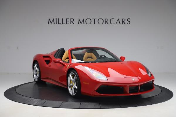 Used 2018 Ferrari 488 Spider Base for sale $289,900 at Alfa Romeo of Westport in Westport CT 06880 11