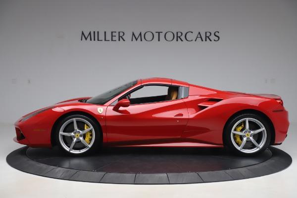 Used 2018 Ferrari 488 Spider Base for sale $289,900 at Alfa Romeo of Westport in Westport CT 06880 13