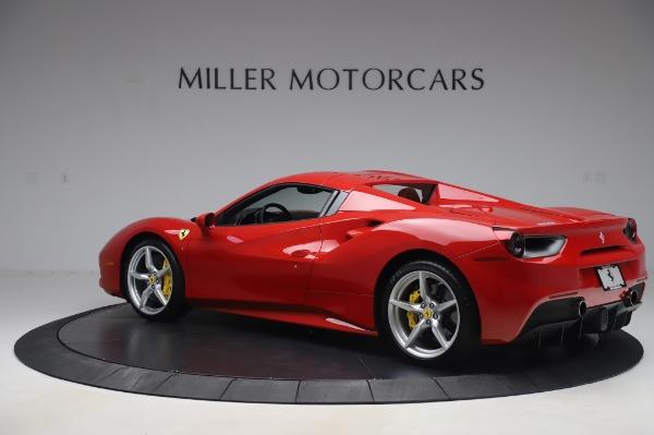 Used 2018 Ferrari 488 Spider Base for sale $289,900 at Alfa Romeo of Westport in Westport CT 06880 14