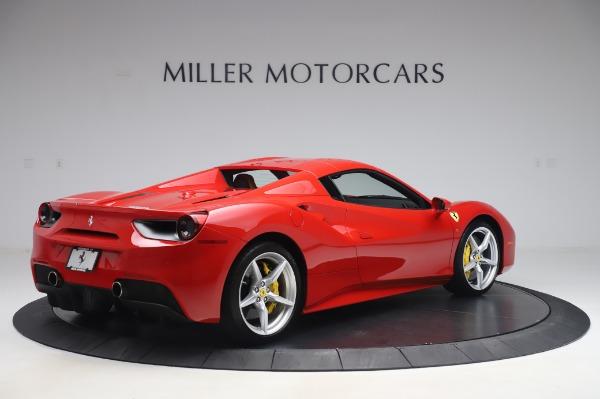Used 2018 Ferrari 488 Spider Base for sale $289,900 at Alfa Romeo of Westport in Westport CT 06880 15