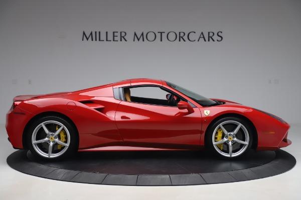 Used 2018 Ferrari 488 Spider Base for sale $289,900 at Alfa Romeo of Westport in Westport CT 06880 16
