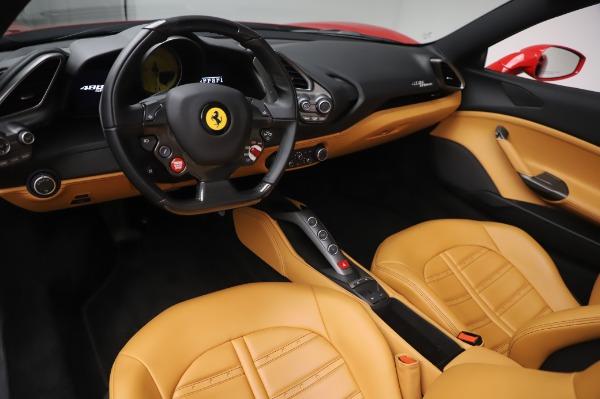 Used 2018 Ferrari 488 Spider Base for sale $289,900 at Alfa Romeo of Westport in Westport CT 06880 17