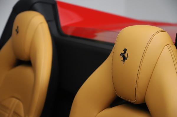 Used 2018 Ferrari 488 Spider Base for sale $289,900 at Alfa Romeo of Westport in Westport CT 06880 20