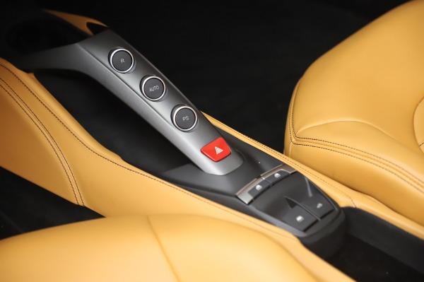 Used 2018 Ferrari 488 Spider Base for sale $289,900 at Alfa Romeo of Westport in Westport CT 06880 22