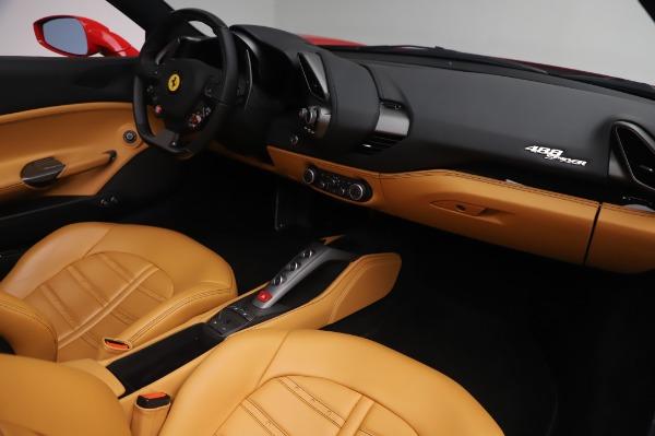 Used 2018 Ferrari 488 Spider Base for sale $289,900 at Alfa Romeo of Westport in Westport CT 06880 23