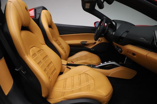 Used 2018 Ferrari 488 Spider Base for sale $289,900 at Alfa Romeo of Westport in Westport CT 06880 24