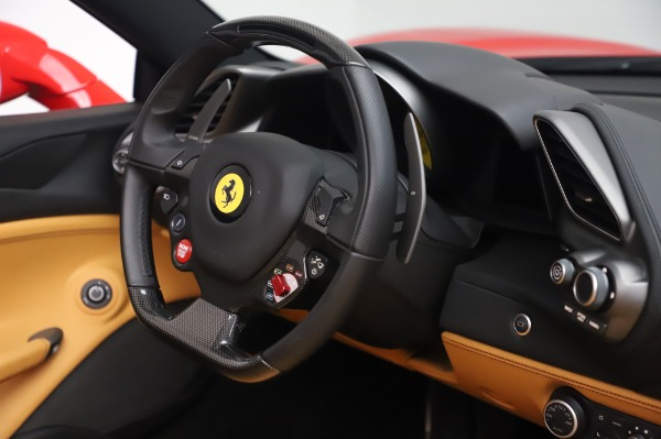 Used 2018 Ferrari 488 Spider Base for sale $289,900 at Alfa Romeo of Westport in Westport CT 06880 26