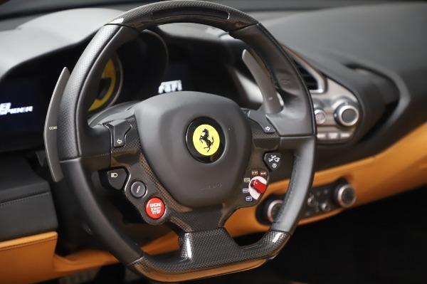 Used 2018 Ferrari 488 Spider Base for sale $289,900 at Alfa Romeo of Westport in Westport CT 06880 27