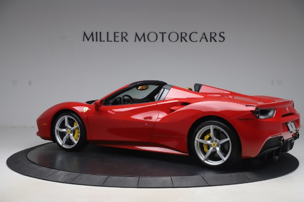 Used 2018 Ferrari 488 Spider Base for sale $289,900 at Alfa Romeo of Westport in Westport CT 06880 4