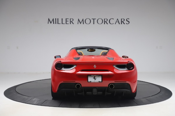 Used 2018 Ferrari 488 Spider Base for sale $289,900 at Alfa Romeo of Westport in Westport CT 06880 6