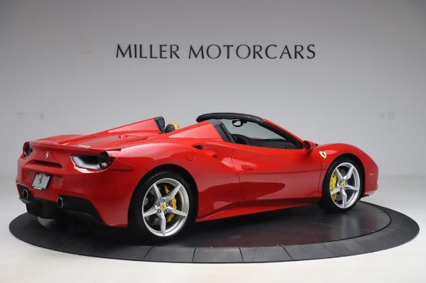 Used 2018 Ferrari 488 Spider Base for sale $289,900 at Alfa Romeo of Westport in Westport CT 06880 8