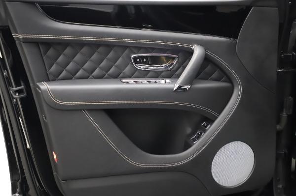 Used 2018 Bentley Bentayga Activity Edition for sale $155,900 at Alfa Romeo of Westport in Westport CT 06880 17