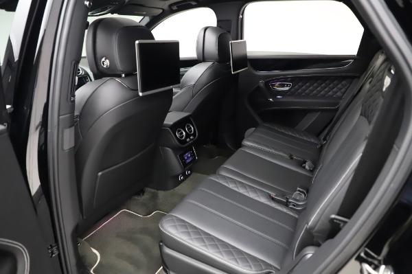 Used 2018 Bentley Bentayga Activity Edition for sale $155,900 at Alfa Romeo of Westport in Westport CT 06880 23