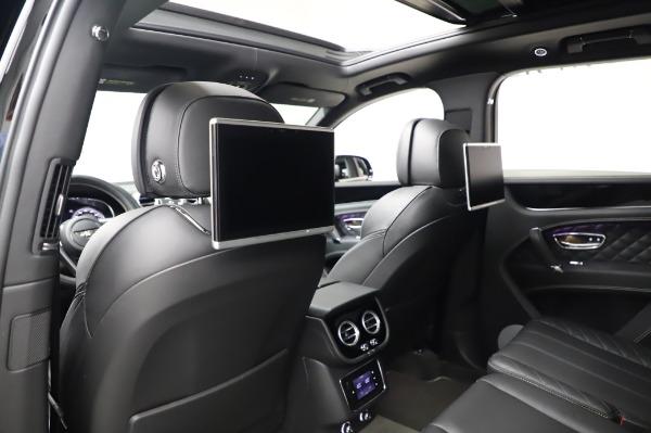 Used 2018 Bentley Bentayga Activity Edition for sale $155,900 at Alfa Romeo of Westport in Westport CT 06880 24