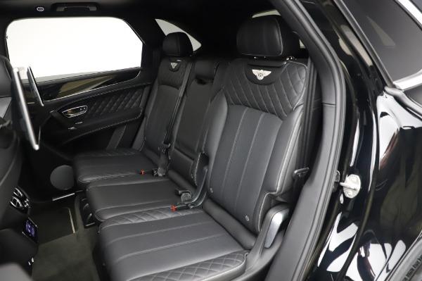 Used 2018 Bentley Bentayga Activity Edition for sale $155,900 at Alfa Romeo of Westport in Westport CT 06880 25