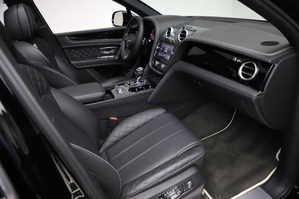 Used 2018 Bentley Bentayga Activity Edition for sale $155,900 at Alfa Romeo of Westport in Westport CT 06880 27