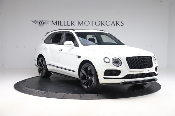 Used 2018 Bentley Bentayga Black Edition for sale Sold at Alfa Romeo of Westport in Westport CT 06880 11